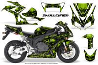 Honda-CBR1000-06-07-CreatorX-Graphics-Kit-Skullcified-Green