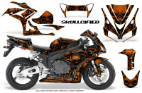 Honda-CBR1000-06-07-CreatorX-Graphics-Kit-Skullcified-Orange