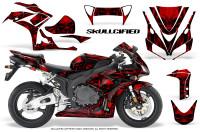Honda-CBR1000-06-07-CreatorX-Graphics-Kit-Skullcified-Red
