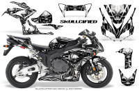 Honda-CBR1000-06-07-CreatorX-Graphics-Kit-Skullcified-Silver