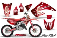 Honda-CR125-CR250-02-10-CreatorX-Graphics-Kit-You-Rock-Red-NP-Rims