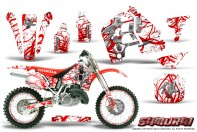 Honda-CR500-CreatorX-Graphics-Kit-Samurai-RB-Red-White-NP-Rims