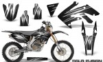 Honda CRF 250X 04 12 CreatorX Graphics Kit Cold Fusion Black NP Rims 150x90 - Honda CRF250X 2004-2018 Graphics