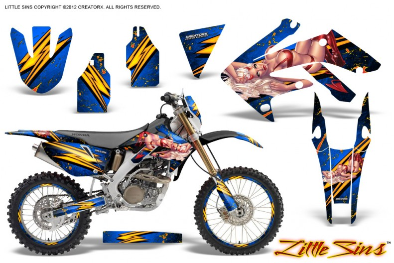 Honda-CRF-250X-04-12-CreatorX-Graphics-Kit-Little-Sins-Blue-NP-Rims