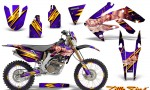 Honda CRF 250X 04 12 CreatorX Graphics Kit Little Sins Purple NP Rims 150x90 - Honda CRF250X 2004-2018 Graphics