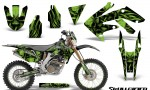 Honda CRF 250X 04 12 CreatorX Graphics Kit Skullcified Green NP Rims 150x90 - Honda CRF250X 2004-2018 Graphics