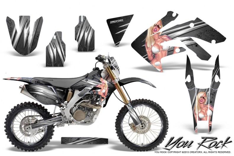 Honda-CRF-250X-04-12-CreatorX-Graphics-Kit-You-Rock-Silver-NP-Rims