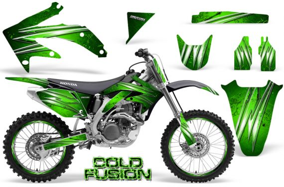 Honda CRF 450R 05 08 CreatorX Graphics Kit Cold Fusion Green NP Rims 570x376 - Honda CRF450R 2002-2012 Graphics