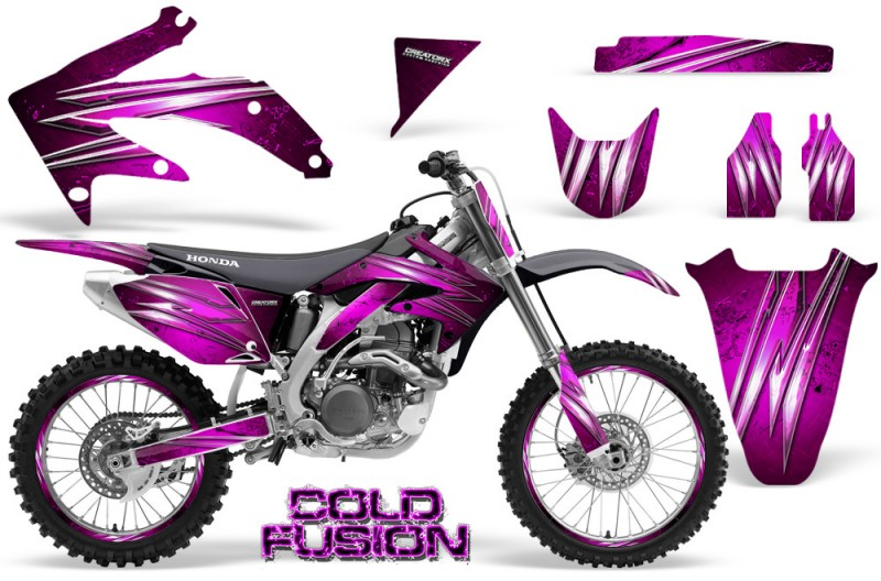 Honda-CRF-450R-05-08-CreatorX-Graphics-Kit-Cold-Fusion-Pink-NP-Rims