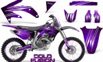 Honda CRF 450R 05 08 CreatorX Graphics Kit Cold Fusion Purple NP Rims 150x90 - Honda CRF450R 2002-2012 Graphics