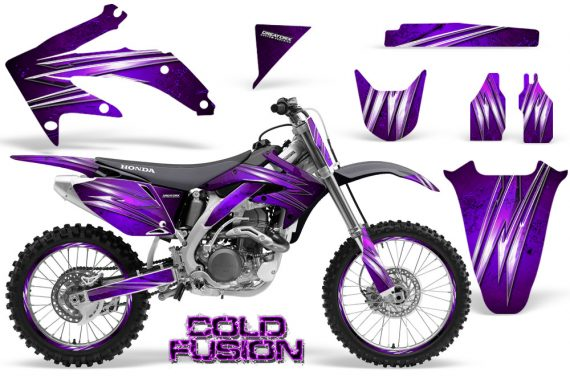 Honda CRF 450R 05 08 CreatorX Graphics Kit Cold Fusion Purple NP Rims 570x376 - Honda CRF450R 2002-2012 Graphics
