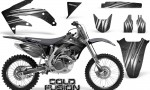 Honda CRF 450R 05 08 CreatorX Graphics Kit Cold Fusion Silver NP Rims 150x90 - Honda CRF450R 2002-2012 Graphics