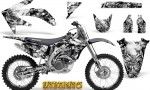 Honda CRF 450R 05 08 CreatorX Graphics Kit Inferno White NP Rims 150x90 - Honda CRF450R 2002-2012 Graphics