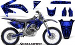 Honda CRF 450R 05 08 CreatorX Graphics Kit Skullcified Blue NP Rims 150x90 - Honda CRF450R 2002-2012 Graphics