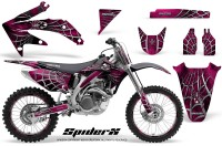 Honda-CRF-450R-05-08-CreatorX-Graphics-Kit-SpiderX-Pink-NP-Rims