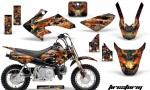 Honda CRF 50 AMR Graphics FS B 150x90 - Honda CRF50 2004-2015 Graphics