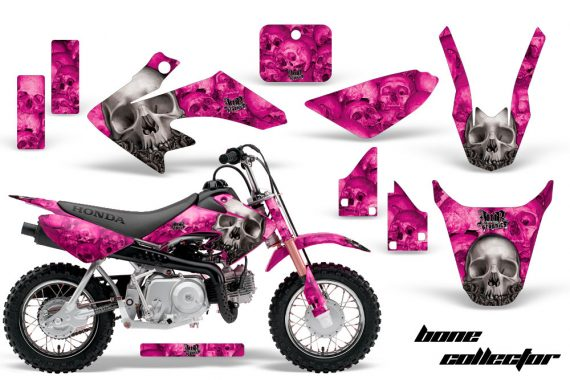 Honda CRF 50 AMR Graphics Kit BC P 570x380 - Honda CRF50 2004-2015 Graphics