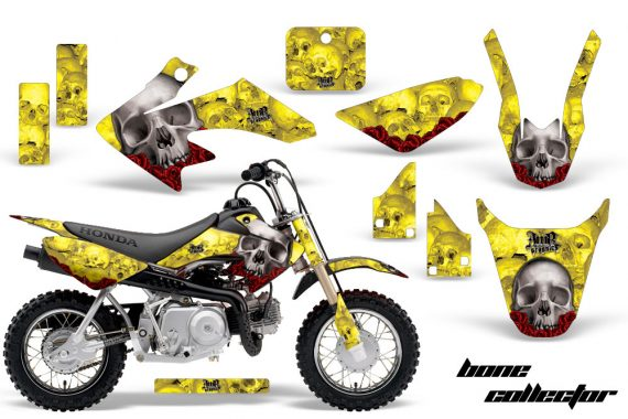 Honda CRF 50 AMR Graphics Kit BC Y 570x380 - Honda CRF50 2004-2015 Graphics
