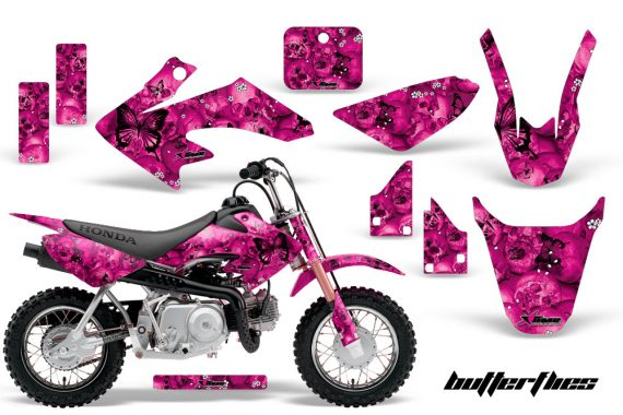 Honda CRF 50 AMR Graphics Kit BF P 570x380 - Honda CRF50 2004-2015 Graphics