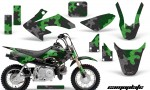 Honda CRF 50 AMR Graphics Kit CP G 150x90 - Honda CRF50 2004-2015 Graphics