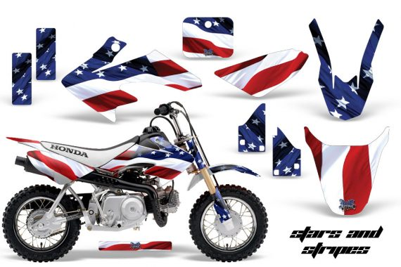 Honda CRF 50 AMR Graphics Kit S S 570x380 - Honda CRF50 2004-2015 Graphics