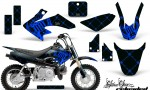 Honda CRF 50 AMR Graphics Kit SSR BLB 150x90 - Honda CRF50 2004-2015 Graphics