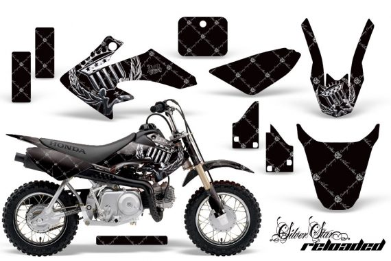 Honda CRF 50 AMR Graphics Kit SSR CHB 570x380 - Honda CRF50 2004-2015 Graphics