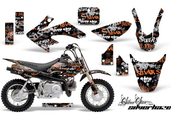 Honda CRF 50 AMR Graphics Kit SSSH OB 570x380 - Honda CRF50 2004-2015 Graphics