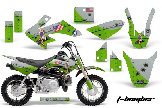 Honda CRF 50 AMR Graphics Kit TB G 570x380 - Honda CRF50 2004-2015 Graphics