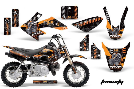 Honda CRF 50 AMR Graphics Kit TOX OB 570x380 - Honda CRF50 2004-2015 Graphics