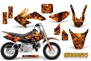 Honda-CRF-50-Graphics-Kit-Inferno-Orange