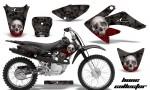 Honda CRF 70 80 100 BC B 150x90 - Honda CRF70 2004-2015 Graphics