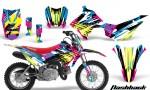 Honda CRF110F 2013 AMR Graphics Kit Decal FB 150x90 - Honda CRF 110F 2013-2018 Graphics