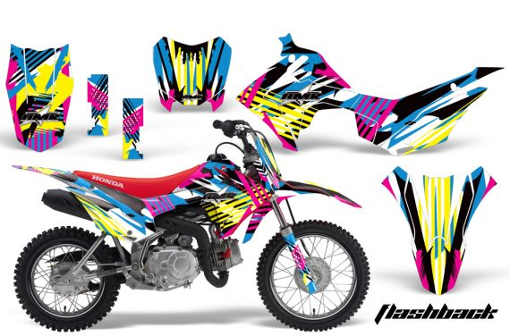 Honda CRF110F 2013 AMR Graphics Kit Decal FB 570x376 - Honda CRF 110F 2013-2018 Graphics