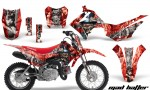 Honda CRF110F 2013 AMR Graphics Kit Decal MH RS 150x90 - Honda CRF 110F 2013-2018 Graphics