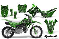 Honda-CRF110F-CreatorX-Graphics-Kit-SpiderX-Green