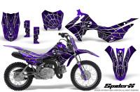 Honda-CRF110F-CreatorX-Graphics-Kit-SpiderX-Purple