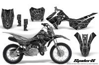 Honda-CRF110F-CreatorX-Graphics-Kit-SpiderX-Silver