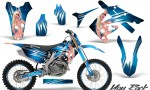 Honda CRF250 10 12 CRF450 09 12 CreatorX Graphics Kit You Rock BlueIce NP Rims 150x90 - Honda CRF250R 2004-2013 Graphics