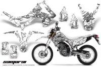 Honda-CRF250L-2013-CreatorX-Graphics-Kit-Samurai-Silver-White-NP-Rims