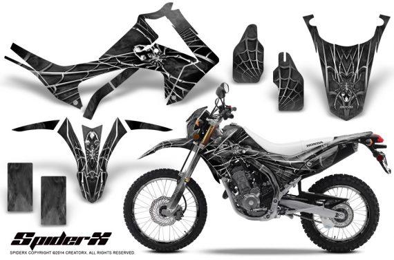 Honda-CRF250L-2013-CreatorX-Graphics-Kit-SpiderX-Silver-NP-Rims