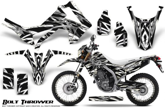 Honda-CRF250L-2013-Graphics-Kit-Bolt-Thrower-White-NP-Rims