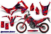 Honda-CRF250L-2013-Graphics-Kit-Dragon-Fury-Blue-Red-NP-Rims