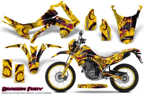 Honda-CRF250L-2013-Graphics-Kit-Dragon-Fury-Pink-Yellow-NP-Rims