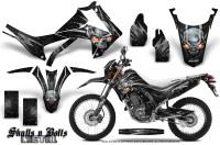 Honda-CRF250L-2013-Graphics-Kit-Skulls-n-Bolts-Metal-Silver-Black-NP-Rims
