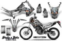 Honda-CRF250L-2013-Graphics-Kit-Skulls-n-Bolts-Metal-White-White-NP-Rims