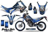 Honda-CRF250L-2013-Graphics-Kit-Skulls-n-Bolts-Metal-Yellow-Blue-NP-Rims
