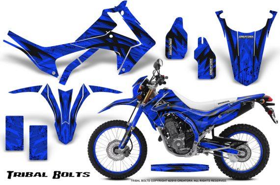 Honda-CRF250L-2013-Graphics-Kit-Tribal-Bolts-Blue-NP-Rims