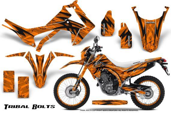 Honda-CRF250L-2013-Graphics-Kit-Tribal-Bolts-Orange-NP-Rims