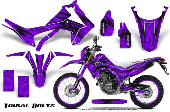 Honda-CRF250L-2013-Graphics-Kit-Tribal-Bolts-Purple-NP-Rims